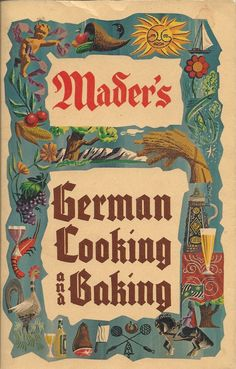 Maders German Cooking and Baking / Online Library eBooks