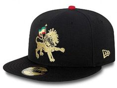Rasta Lion 59Fifty Fitted Cap by NEW ERA