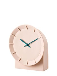 ROSENTHAL MITIS PEACH TABLE CLOCK - LUXURY SHOPPING WORLDWIDE SHIPPING – FLORENCE