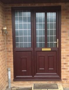 Whether you're wanting to get a uPVC Back Door fitted, uPVC Doors with Side Panels or a supply and fit uPVC Front Door, our uPVC Door and Frame price includes expert measuring, fitting and VAT!!   #upvcfrontdoor #upvcfrenchdoors #upvcporchideas #upvcwindow #upvcdoor #upvc #upvcbackdoor #homedecor #homeideas #frontdoorideas #frontdoorcolours #frontdoorideasmodern #frontdoorswithglasspanels #frontdoorswithsidewindow