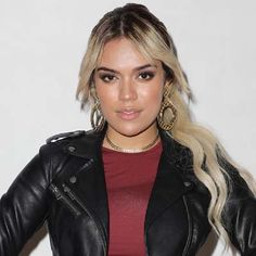 'Unstoppable' is the highest charting debut set by a woman in more than two years — since Chiquis Rivera (daughter of the late Jenni Rivera) opened at No. Puerto Rican Singers, G Photos, Latina Girls, Jenni Rivera, Net Worth, Nicki Minaj, Youtubers, Boyfriend, Leather Jacket