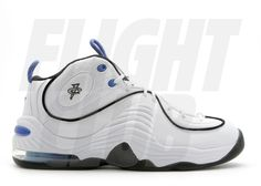 nike air penny 2...worked hard all summer of 1997 and bought them!