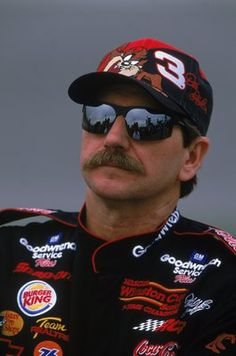 "The MAN !! dale Earnhardt , 2000 Driving the ""Taz"" car. #DaleEarnhardtCars http://www.pinterest.com/jr88rules/dale-earnhardt-special-cars/"