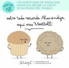 Mr Wonderful #Madaleni #Meatball #aventurasdeMadaleni