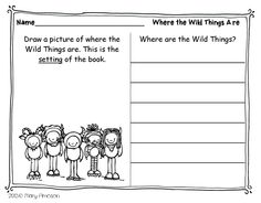 Where the Wild Things Are Freebie
