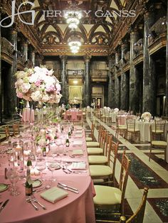 Tall Flowers Carnegie Museum Wedding Venues Reception Marriage Places
