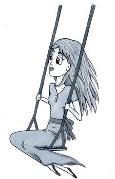 Desenho do Dia #94 - OMG COPIC MARKERS! - Soraia Casal