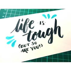 Don't ever forget, you got this!  #design #lettering #typography