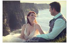 @Courtney Radloff  Courtney & Troy got married on the Cliffs of Moher.  Wedding Planner @Dream Irish Wedding & Mc Events  Image by The Woodards