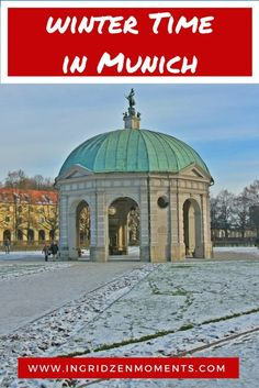 10 things to do in Munich in Winter [including Christmas Market] | From where to stay, what to eat and what to visit in Munich in WInter time