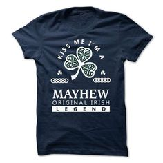 MAYHEW - KISS ME I\M Team - #gift for friends #candy gift. LIMITED TIME => https://www.sunfrog.com/Valentines/-MAYHEW--KISS-ME-IM-Team.html?68278