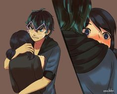 He protects,he attac but most importantly he's got mari's back Luka Miraculous Ladybug, Miraculous Ladybug Fanfiction, Miraculous Ladybug Wallpaper, Ladybug E Catnoir, Ladybug Comics, Colorful Drawings, T Rex, Sketches, Lady Bug