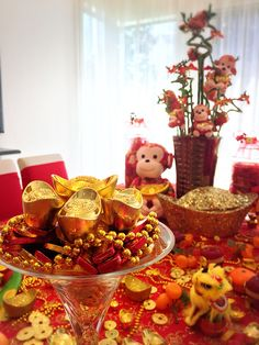 Chinese New Year 2016 #traditional #chinesenewyear #decoration #home