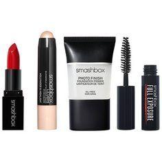 Smashbox Face Eye Lips Kit