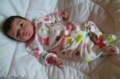 Full body ~ platinum solid silicone ~ ecoflex 30 ~ newborn baby girl