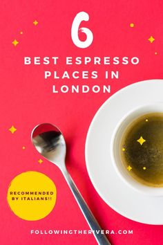 Start your day with a delicious in and in these 6 places that Italians living in the city recommend. Edinburgh Travel, Scotland Travel, Ireland Travel, London Travel, Coffee Around The World, Europe Travel Guide, Budget Travel, Travel Guides, Travel Destinations