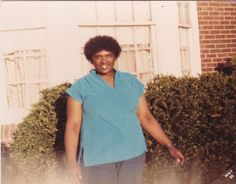 My mom Valerie Johnson