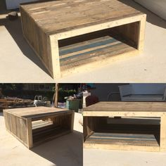 Le coffee table  made by Oliver Jones Designz   Check my fb page Oliver Jones Designz