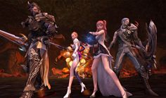 <p>Group up with your friends and form a powerful Legion.</p>