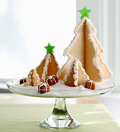 Google Image Result for http://2.bp.blogspot.com/_cvQ0O6DvUyw/TNY_3Pza5KI/AAAAAAAAGZY/hUMQlW54nhw/s1600/christmas-cake-tree-decoration-with-chocalate-gift-arrangement-on-a-platter-simple-fun-decoation-idea.jpg