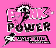 Pink Power 5K Run/Walk