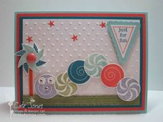 Sweet caterpillar by Britbook70 - Cards and Paper Crafts at Splitcoaststampers