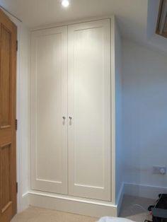 fitted wardrobes wandsworth Alcove Cabinets, Corner Cabinets, Cupboards, Bedroom Built In Wardrobe, Bedroom Closet Doors, Floor To Ceiling Wardrobes, Hall Cupboard, Fitted Wardrobes, Small Closets