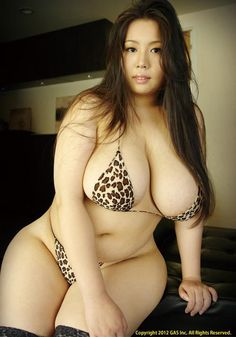 Voluptuous older asian women