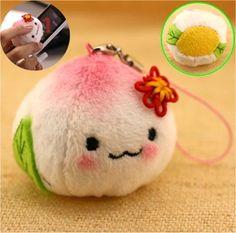 kawaii juju chan mini plushy, mega fluffy!