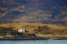 Inch Kenneth Island, Scotland. The only dwelling on the island.