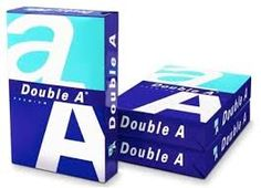 Buy Double A paper A4 80GSM Paper & Paperboard on bdtdc.com
