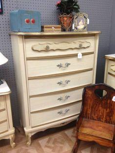 1960s Bonnet By Sears Dresser