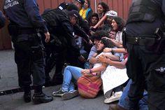 Detenciones arbitrarias otro símbolo de despotismo en México