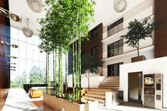 Elderly Day Care Center by New-idea
