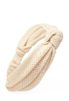 Knotted Open-Knit Headwrap | FOREVER21 - 1055879738