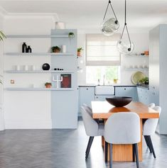 is an Interior Design Studio, based in South East London, founded by creative duo, Jordan Cluroe and Russell Whitehead. studio offers residential and commercial Interior design services, design consultancy services and styling services. Commercial Interior Design, Interior Design Studio, Interior Design Services, Interior Ideas, Home Office, Home Goods Decor, Ideas Geniales, Kitchen Cabinetry, Kitchen Colors