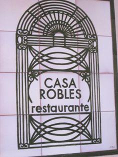 Sevilla. Casa Robles.