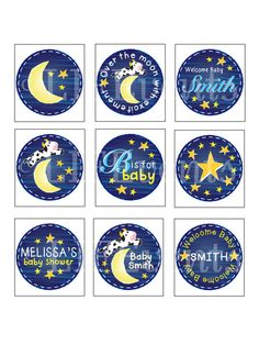 Hey, I found this really awesome Etsy listing at http://www.etsy.com/listing/172697968/cupcake-toppers-gender-neutral-baby
