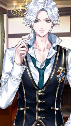 Cool Anime Guys, Handsome Anime Guys, Sailor Moon Wedding, Manga Anime, Anime Art, Magic Knight Rayearth, Anime Child, Bishounen, Emo Boys
