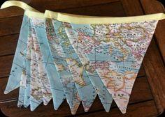 Guirnalda de banderines a la venta en Artesanum