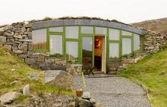 Hebridean Earth House - Self Catering - South Uist - Accommodation - Western Isles