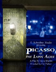 Picasso at the Lapin Agile. T. Schreiber Studio & Theatre.