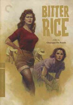 Criterion Collection Bitter Rice