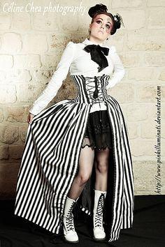 1b5450c90d7 Gothic Clothing Goth Clothes Alternative Fashion. Steampunk CircusSteampunk  SkirtSteampunk ...