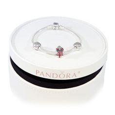 Pandora MOA - Holiday Bracelet Gift Set, $200.00 (http://www.pandoramoa.com/holiday-bracelet-gift-set/)