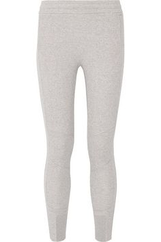 Athletic Propulsion Labs - French Cotton-terry Track Pants - Gray - x small