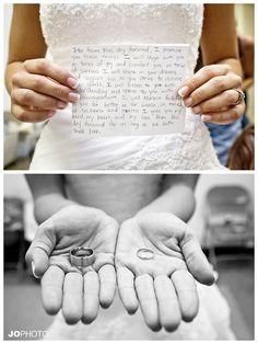 Wedding Vows  http://www.jophotoonline.com/blog