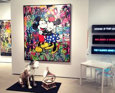 We are all set up and ready for you to join us at Art Wynwood, Booth B17. VIP Preview begins tonight! #artwynwood