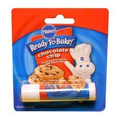 pillsbury lip balm   Pillsbury Lip Balm: Chocolate Chip Cookies   Stupid.com