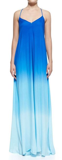 Blue ombre maxi. Need!!!